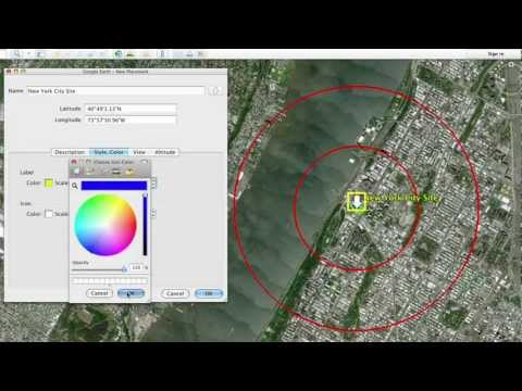 Google Earth Pro Advanced Measuring Tools