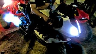 4. BMW S1000RR 2012 Top Speed - 345km/h on dyno! Akrapovic Full and Quickshifter