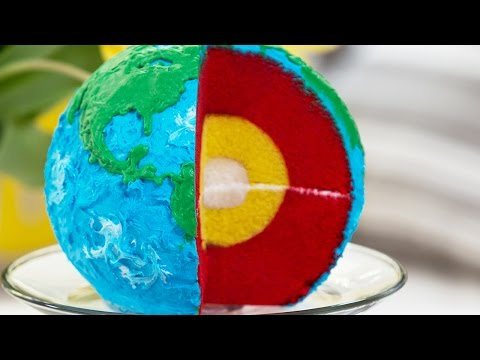 LAYERED EARTH CAKE – NERDY NUMMIES