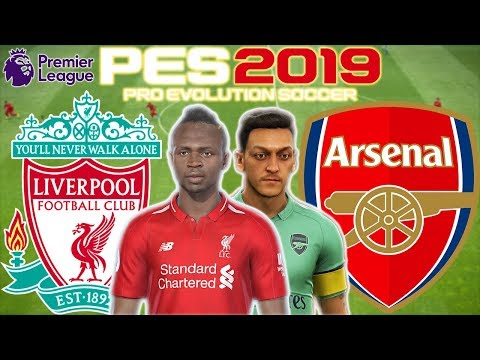 Liverpool Vs Arsenal Prediction | English Premier League 29th Dec | PES 2019 Gameplays