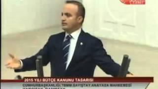 Av. Bülent Turan 2015 Bütçe Görüşmelerinde Kamu Denetçiliği Kurumu hakkında konuştu.