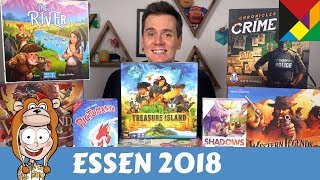 The Hottest Board Games at Essen 2018 - Actualol