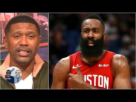 Video: Rockets are still no match for the Warriors in the postseason - Jalen Rose l Jalen & Jacoby