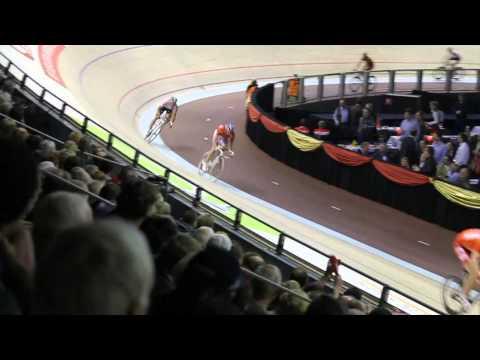 Sechstagerennen im Velodrom