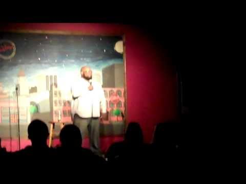 Andre Clark comedy showcase