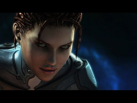 0 Blizzcon 2011: SC2 Heart of the Swarm trailer