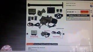 7. Polaris ATV power steering install