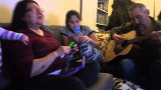 New year song Inuktitut