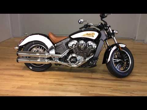 2017 Indian Scout Icon ABS