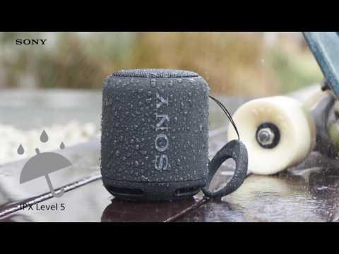 Głośnik przenośny SONY SRS-XB10G Zielony