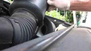 Air Filter Replacement 1998 F150