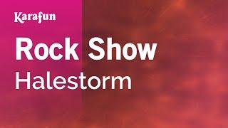 Karaoke Rock Show - Halestorm *