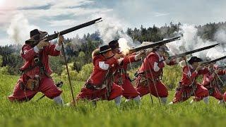 Lidé se vydali po stopách švédských vojsk
