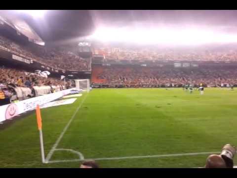 Valencia 3-1 Elche CN10 Vamos valencia campeón!