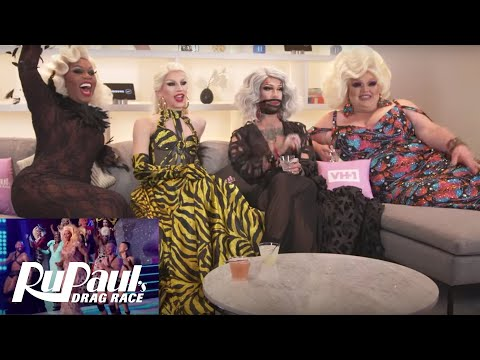 RuPaul's Drag Race S10 Finale Reactions W/ 👑 Queens Aquaria, Eureka, Kameron Michaels & Asia O'Hara