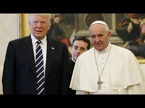Στο Βατικανό ο Ντόναλντ Τραμπ