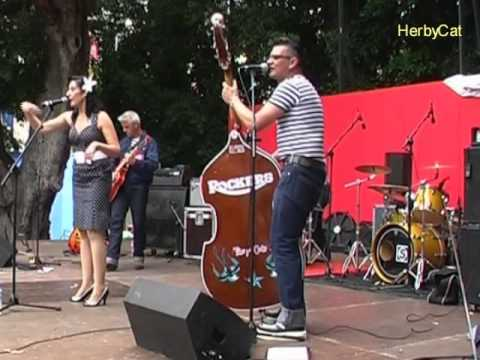 Tihuya Cats – Cerbeza Chicas y Rockabilly – Live 04 12 2010