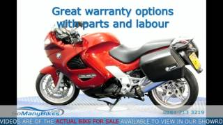 7. BMW K1200 RS - ABS - Overview   Motorcycles for Sale from SoManyBikes.com