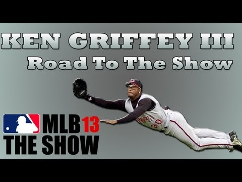 MLB 13 Road to the Show - Ken Griffey III - World Series Commentary! [EP14]_MLB Baseball, Major League Baseball. MLB's best of the week
