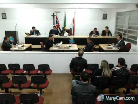 Câmara Municipal de de São Lourenço da Serra - 26ª Sessão Ordinária - 22/09/2016