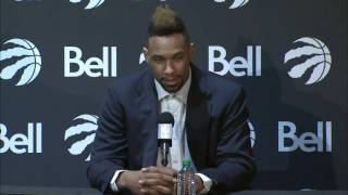 Sullinger: Toronto was a no-brainer for me by Sportsnet Canada