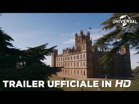 Preview Trailer Downton Abbey, trailer ufficiale italiano