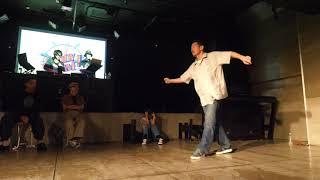 Ryosuke vsファンキーYouCali – Body Slam vol.1 BEST8