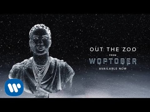 Gucci Mane - Out The Zoo [Official Audio] (видео)