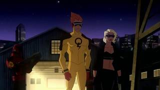 Nonton Flash Vs Johnny Quick  Justice League  Crisis On Two Earths  2010    Movie Clip Hd Film Subtitle Indonesia Streaming Movie Download