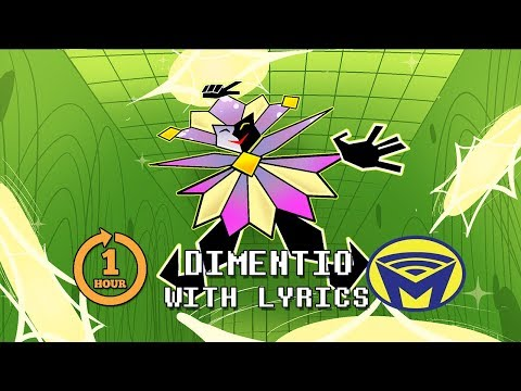Dimentio - It's Showtime! ONE HOUR With Lyrics - Man On The Internet