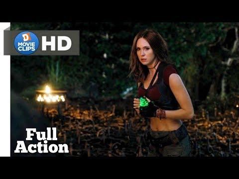 Jumanji: Welcome to the Jungle Hind Saving Jumanji Full Action Scene MovieClips