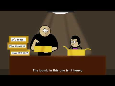 Hogan Toons - Hogan The Terrorist