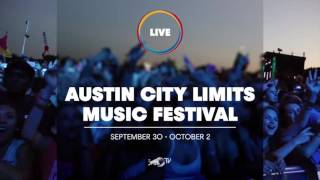 RED BULL TV AT AUSTIN CITY LIMITS