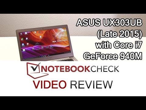, title : 'ASUS Zenbook UX303UB review and performance. (2015 lab test detail)'