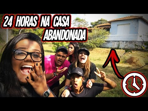 24 HORAS NA CASA ABANDONADA (видео)
