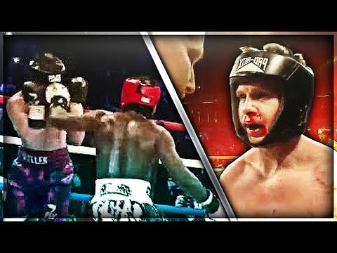 KSI vs Joe Weller Fight BEST MOMENTS (Reaction) (видео)