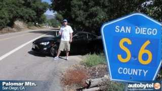 2013 Scion FR-S Palomar Mountain Test Drive
