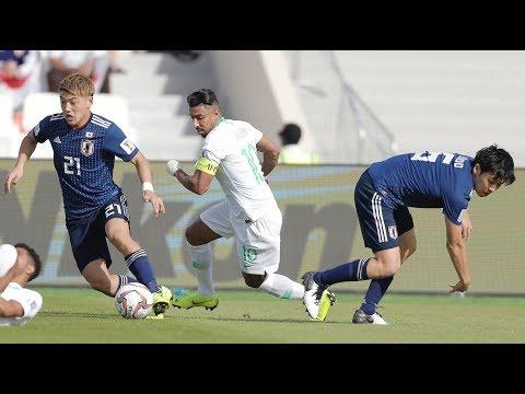 Japan 1-0 Saudi Arabia