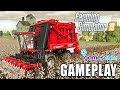 FARMING SIMULATOR 19 | GAMEPLAY - First Look (Gamescom)