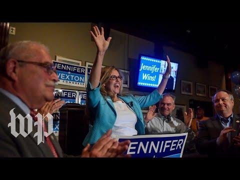 Women triumph in Virginia's Democratic primaries