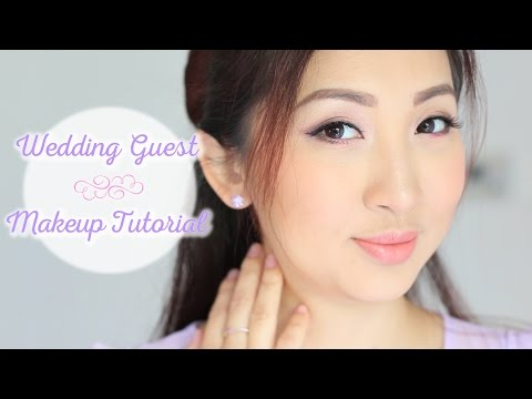 Bridesmaid/Wedding Guest Makeup Tutorial