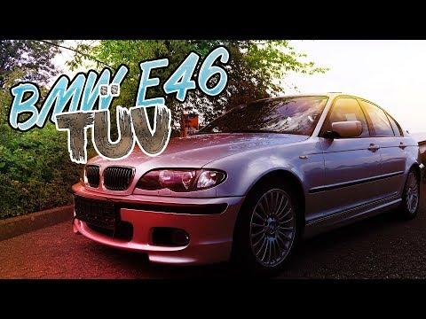 BMW E46 330i Gebrauchtwagen Check beim TÜV (GTÜ)