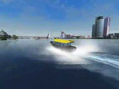 Official trailer Ship Simulator 2008 game
