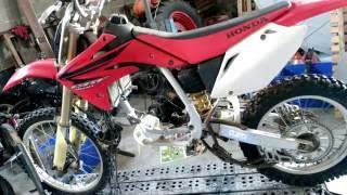 10. HONDA CRF 150r ENGINE REBUILD