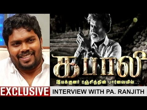 Exclusive--Director-Pa-Ranjith-opens-up-on-Kabali-Movie-and-Criticisms-Thanthi-TV