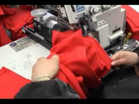 Maquina de Ruedo para Camisetas