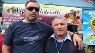 Sagra del Carciofo di Sezze: interviste produttori CIA