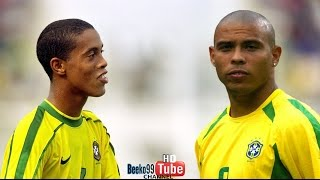 Video Ronaldo & Ronaldinho Show vs Argentina 1999 MP3, 3GP, MP4, WEBM, AVI, FLV Juni 2018
