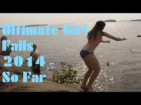 Girl Fail Compilation 2014 – Ultimate Girls Fail Year 2014 So Far   Triplex Fails