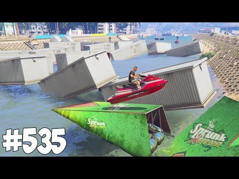 RIEN N'EST GAGNE D'AVANCE ! GTA 5 ONLINE COURSE #535 (видео)